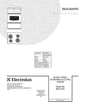 Diagram for BEC316ES1