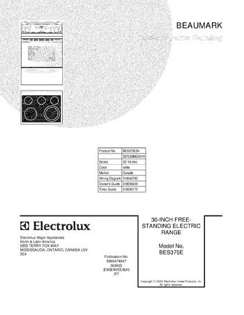 Diagram for BES375ES4