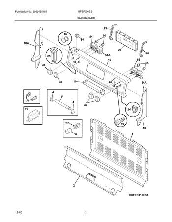 Diagram for BFEF320ES1