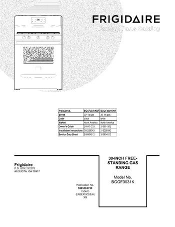 Diagram for BGGF3031KBF