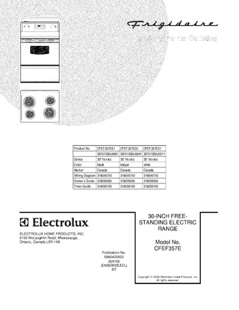 Diagram for CFEF357ES1