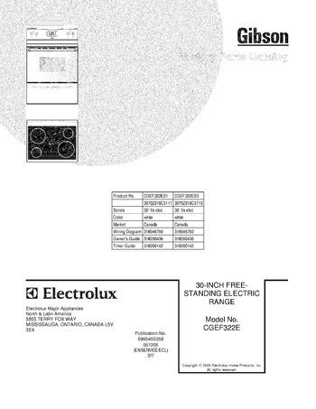 Diagram for CGEF322ES1
