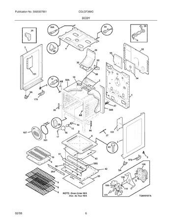 Diagram for CGLGF389GSA