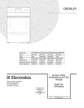 Diagram for CRE3860GWWB