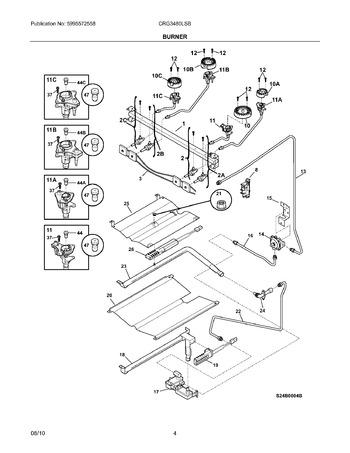 Diagram for CRG3480LSB
