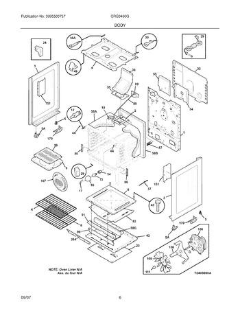 Diagram for CRG3490GWWA