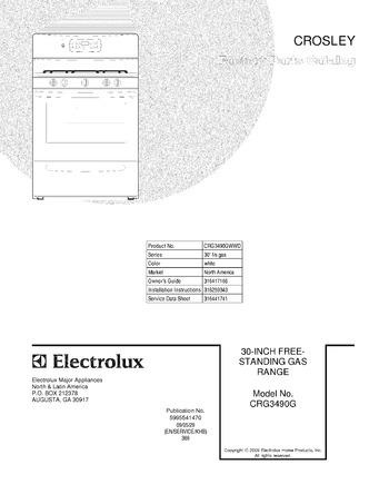 Diagram for CRG3490GWWD
