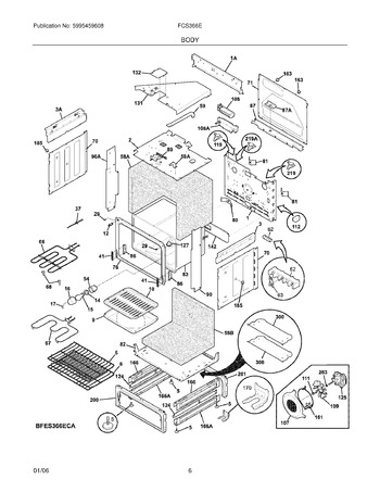 Diagram for FCS366EBB