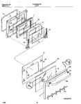 Diagram for 11 - Door