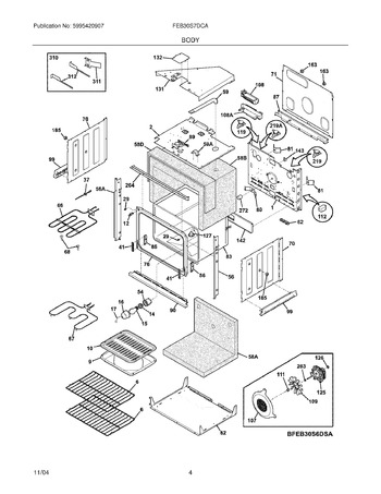 Diagram for FEB30S7DCA