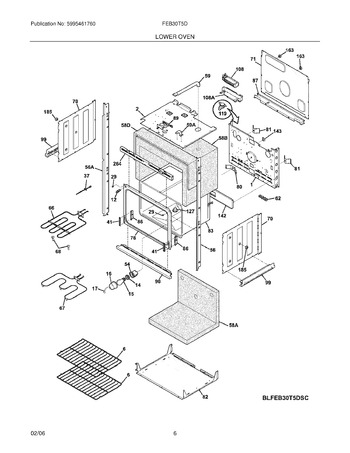 Diagram for FEB30T5DSC