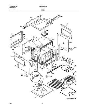 Diagram for FED300ASA