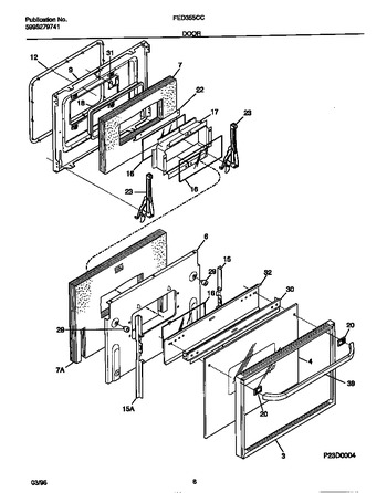Diagram for FED355CCSD