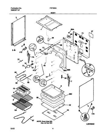 Diagram for FEF355ASC