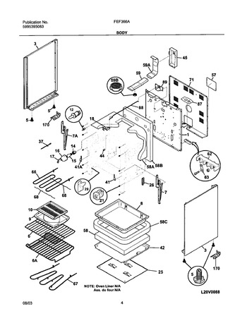 Diagram for FEF366ASG