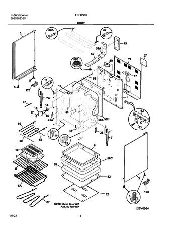 Diagram for FEFB68CSA