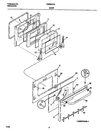 Diagram for FEFD67CHSE