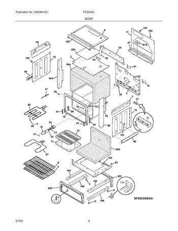 Diagram for FES300ESA
