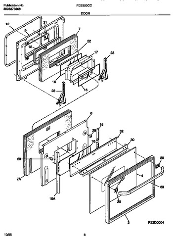 Diagram for FES353CCWB