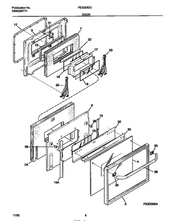 Diagram for FES353CCDG