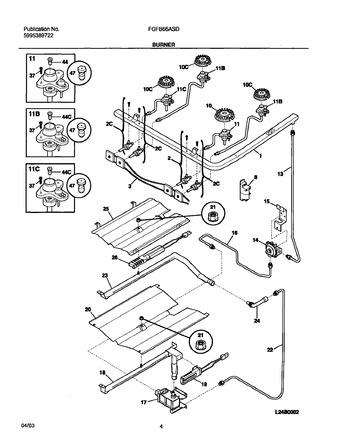Diagram for FGFB66ASD