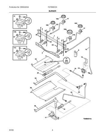 Diagram for FGFB66ECN