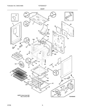 Diagram for FGFBZ90GCF
