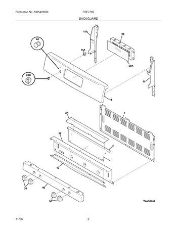 Diagram for FGFL79DQG