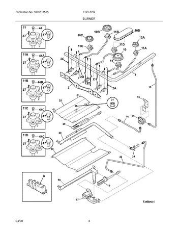 Diagram for FGFL87GSB