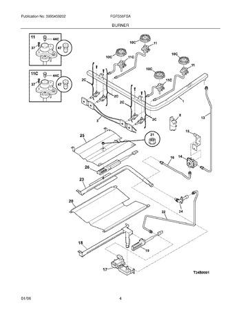 Diagram for FGFS56FSA