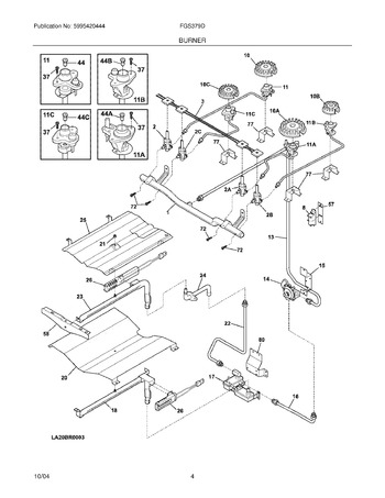 Diagram for FGS379DSA