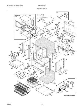 Diagram for GLEB30M9ESC