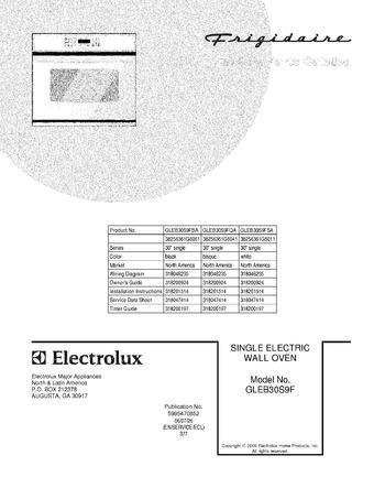 Diagram for GLEB30S9FQA