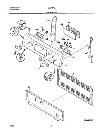 Diagram for GLEF378ASC