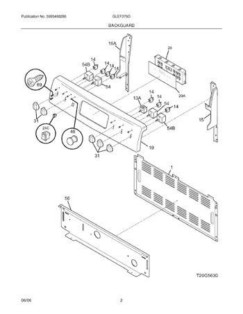 Diagram for GLEF379DSH