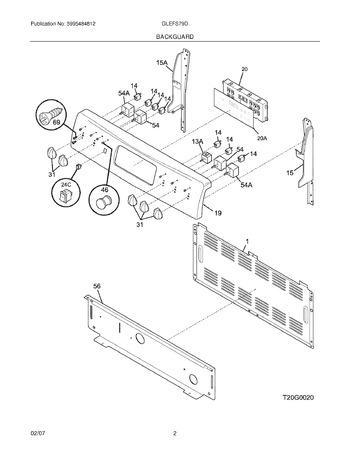 Diagram for GLEFS79DSL
