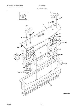 Diagram for GLES389FBE