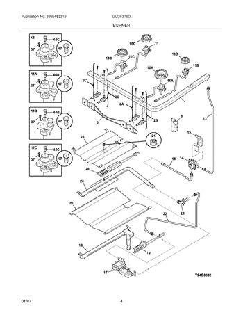 Diagram for GLGF376DSG