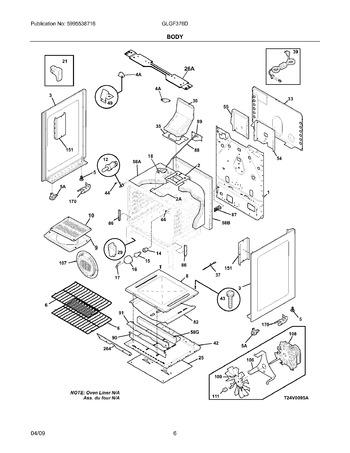 Diagram for GLGF376DSN