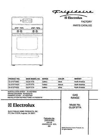 Diagram for GLGF377ASG