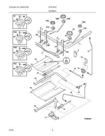Diagram for GLGF382DSB