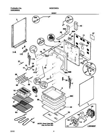 Diagram for NGSE3WZASE