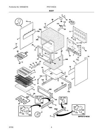 Diagram for PFEF374ES5