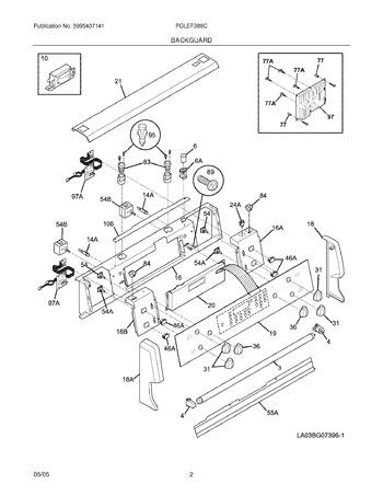 Diagram for PGLEF388CS5