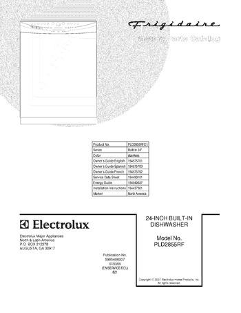 PLD2855RFC1   Appliance Parts HQ on