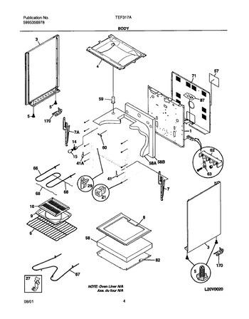 Diagram for TEF317AUA