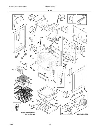 Diagram for EW30GF65GSF