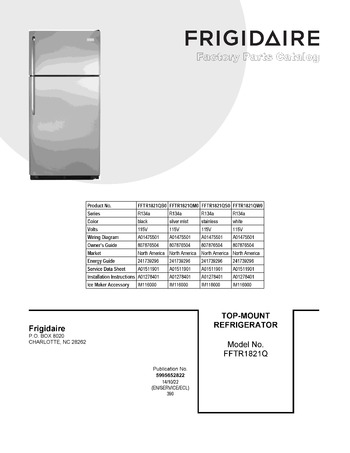 Right Door Handle Replacement for Frigidaire Refrigerator 5304504509 5304506471