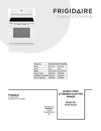 Diagram for FFEF3054TBB