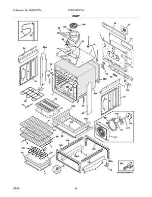 318562500   Frigidaire Range Temperature Sensor